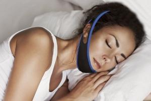 Anti snurk middelen - anti snurk band