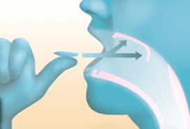 Anti snurk middelen - keelstrips