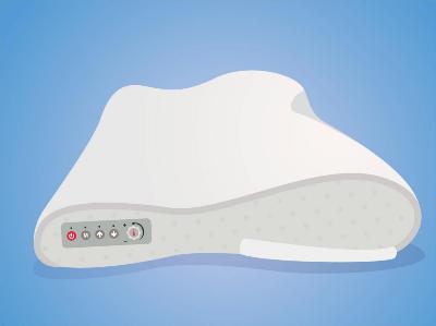 Hulpmiddelen tegen snurken: anti snurk kussen
